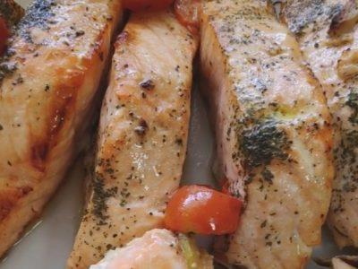 דג סלמון