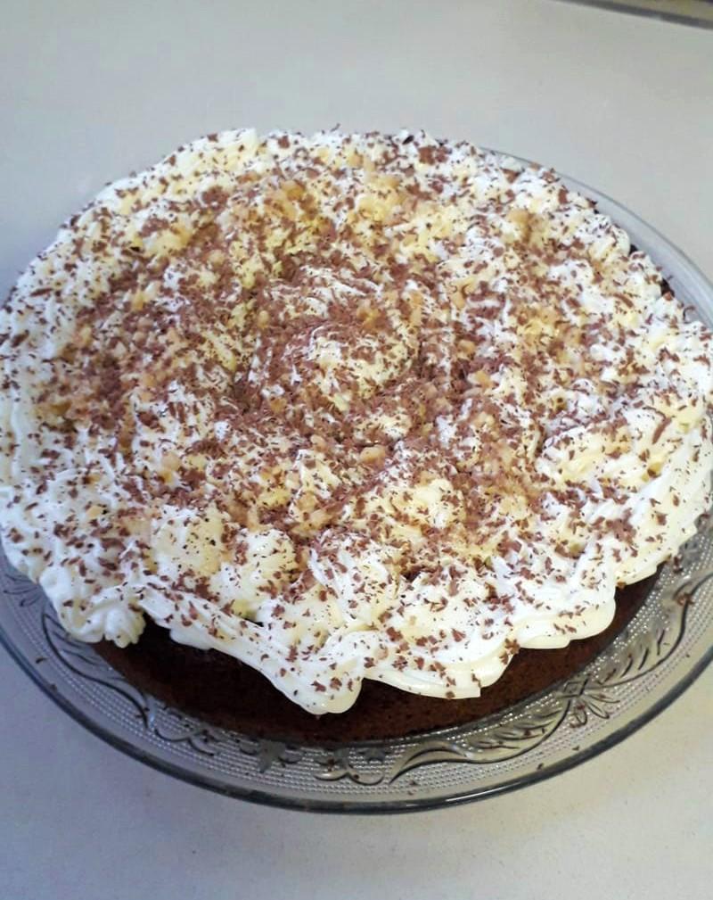 עוגת אגוזים