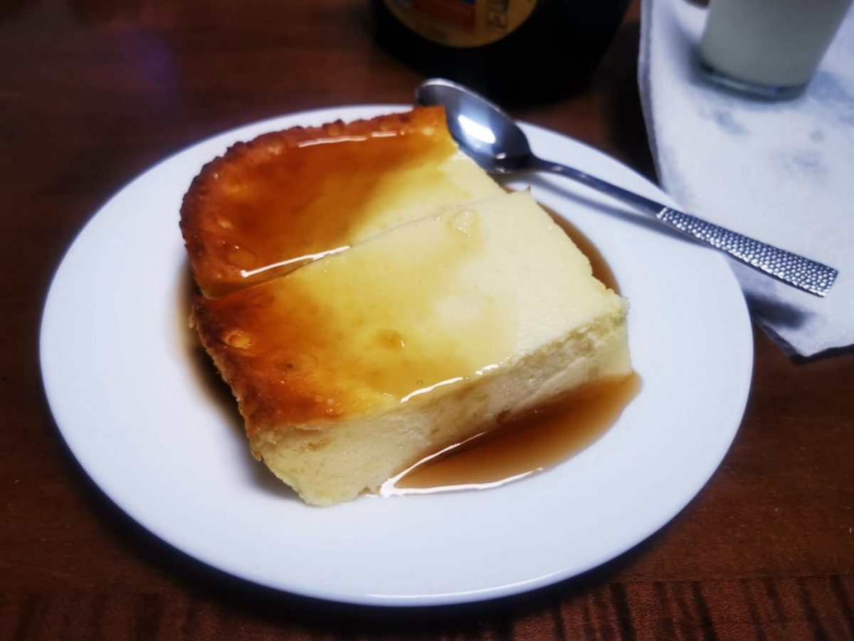 עוגת גבינה בחושה