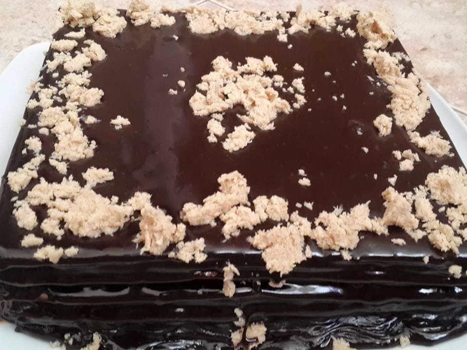 עוגת מצות