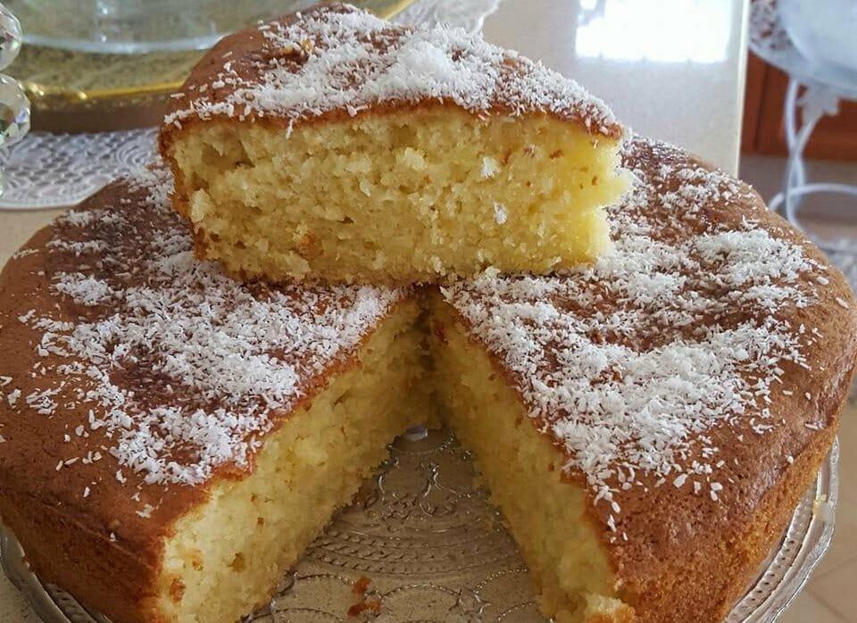 עוגת קוקוס