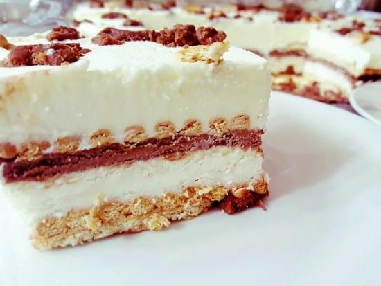 עוגת ביסקוויטים קלה