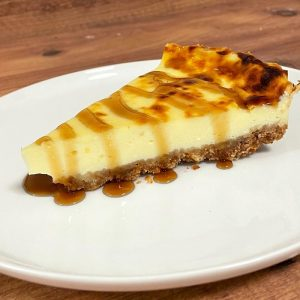 עוגת גבינת שמנת אפויה
