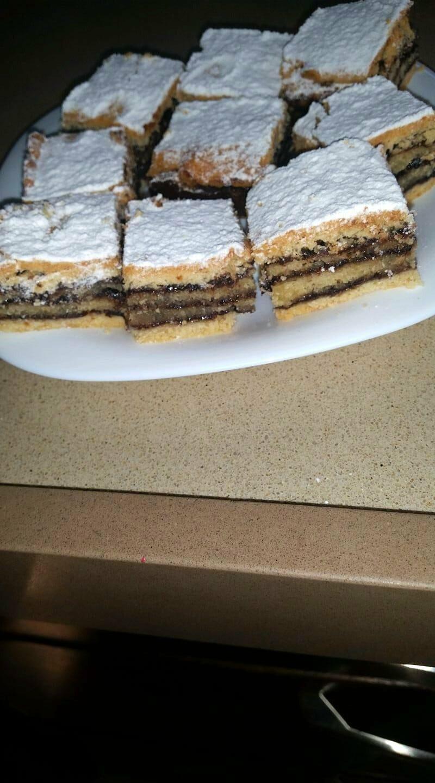 עוגת שכבות