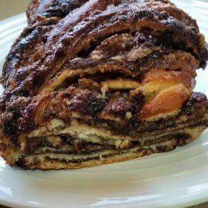 עוגת שמרים
