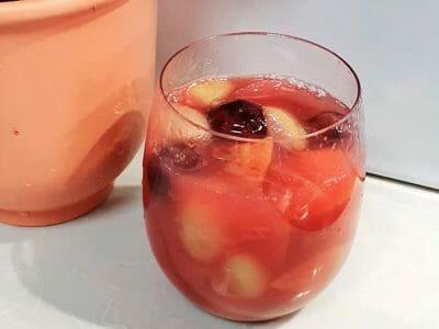 משקה לפתן פירות