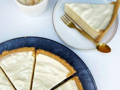 עוגת גבינה ניו יורק קלה להכנה