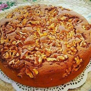 עוגת דבש של פעם מהמטבח הגאורגי