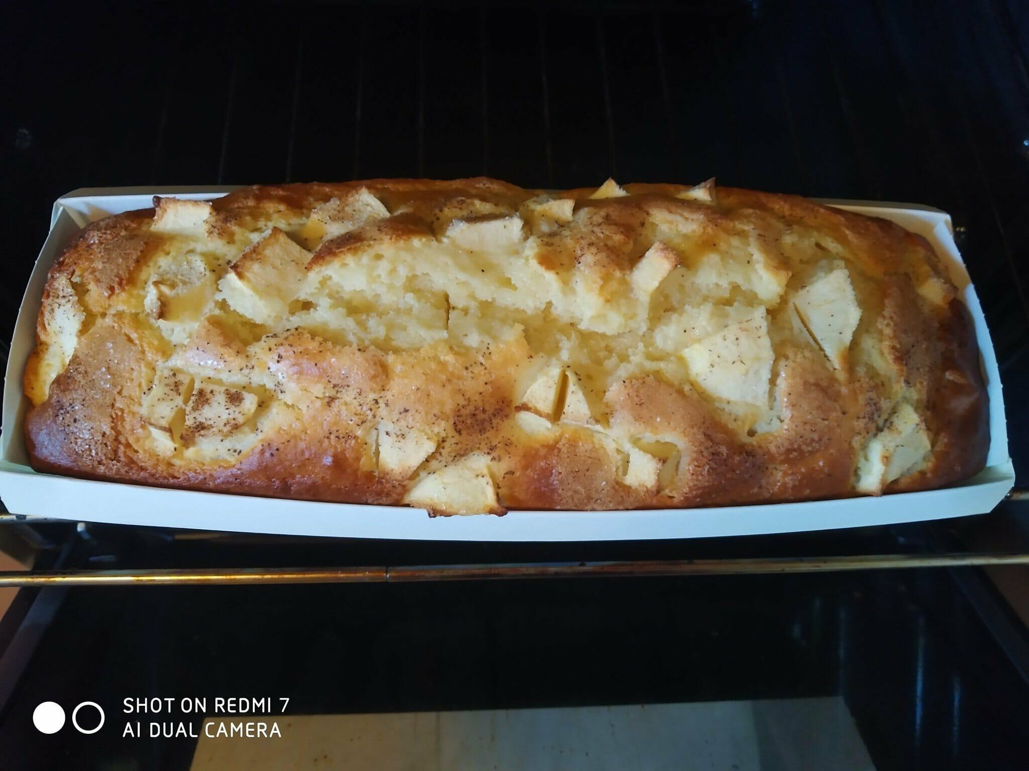 מאפינס עם תפוחים איטלקיות בטעם מושלם