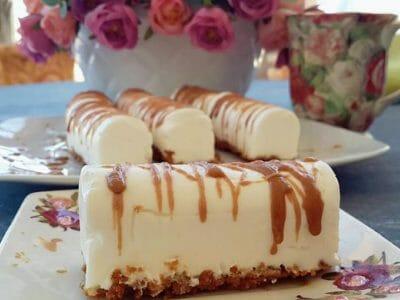 עוגות לוטוס גבינה אישיות