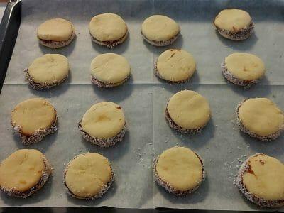 עוגיות אלפחורס קלות להכנה וטעימות
