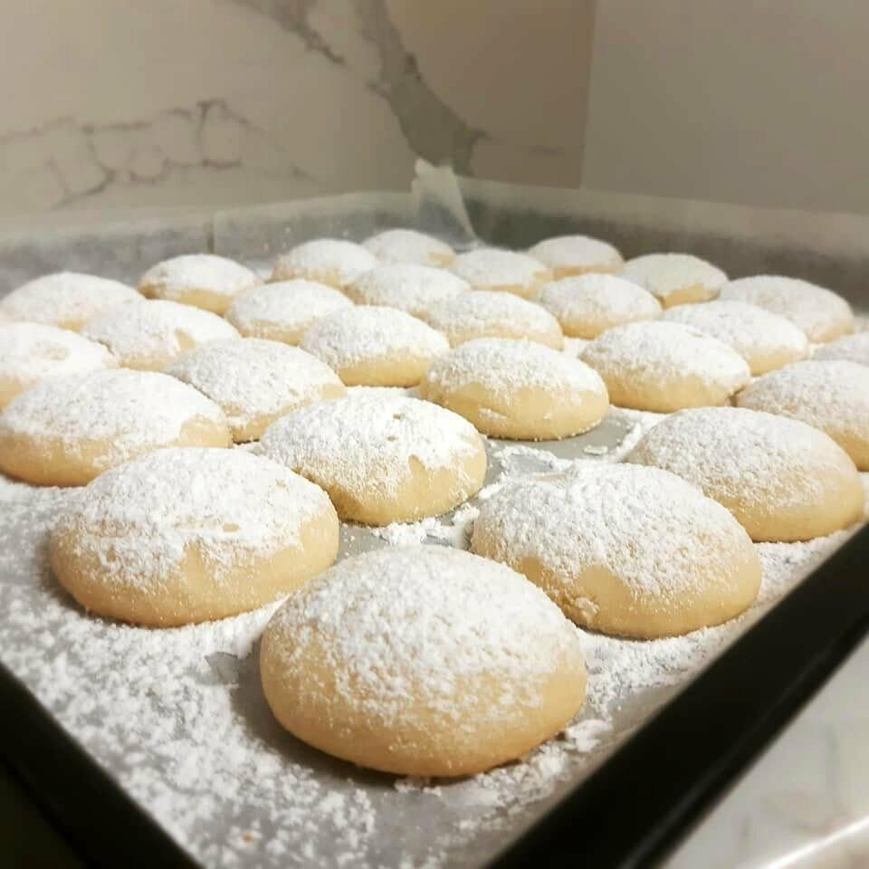 עוגיות חול נמסות בפה