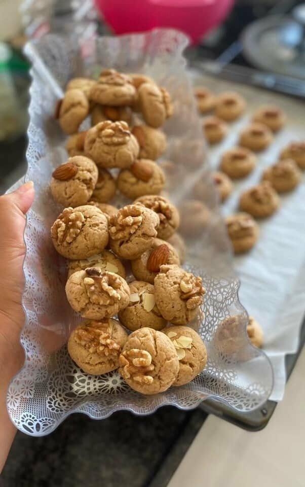 עוגיות כוסמין מלא