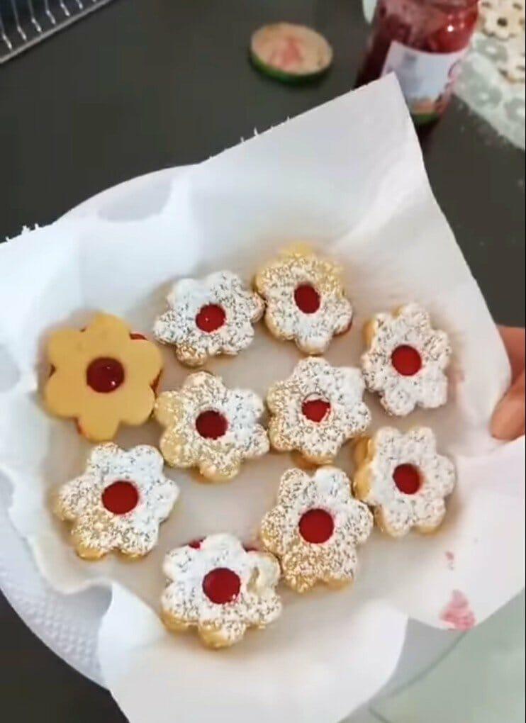 עוגיות ריבה LC