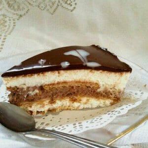 עוגת ביסקוויטים נוסטלגית משודרגת ומשגעת