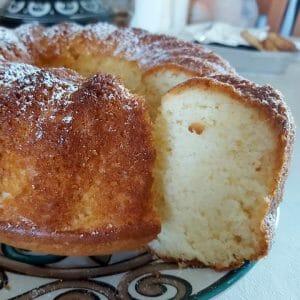 עוגת וניל גבוהה ואוורירית בטעם מושלם!