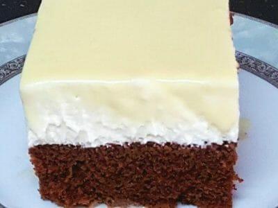 עוגת שוקולד רכה