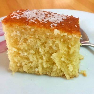 עוגת תפוזים בחושה בכלום עבודה!