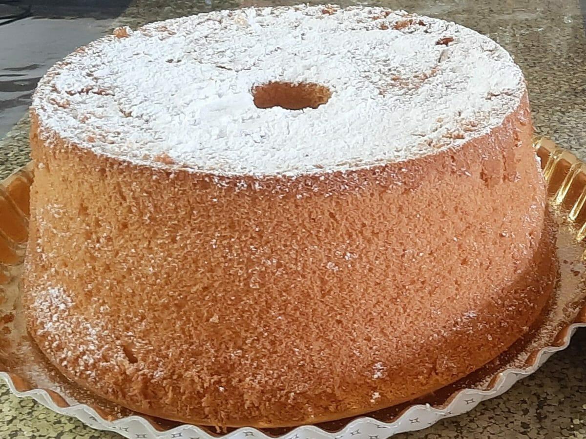 עוגת תפוזים עננים בטעם מושלם