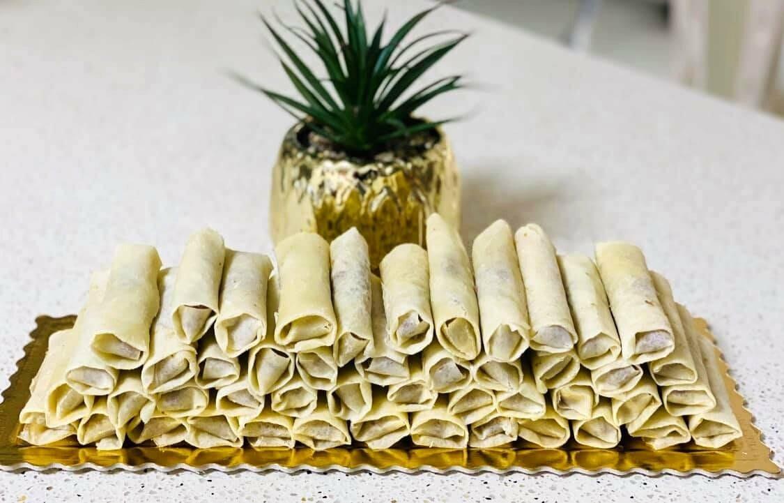 עלי סיגר ממולאים בשר מושלמים