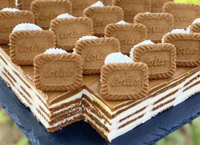 עוגת לוטוס מסקרפונה LC