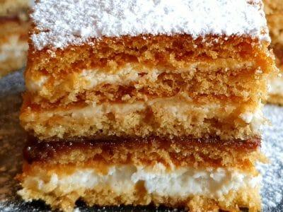 מדוגי - עוגת שכבות חגיגית ומשגעת