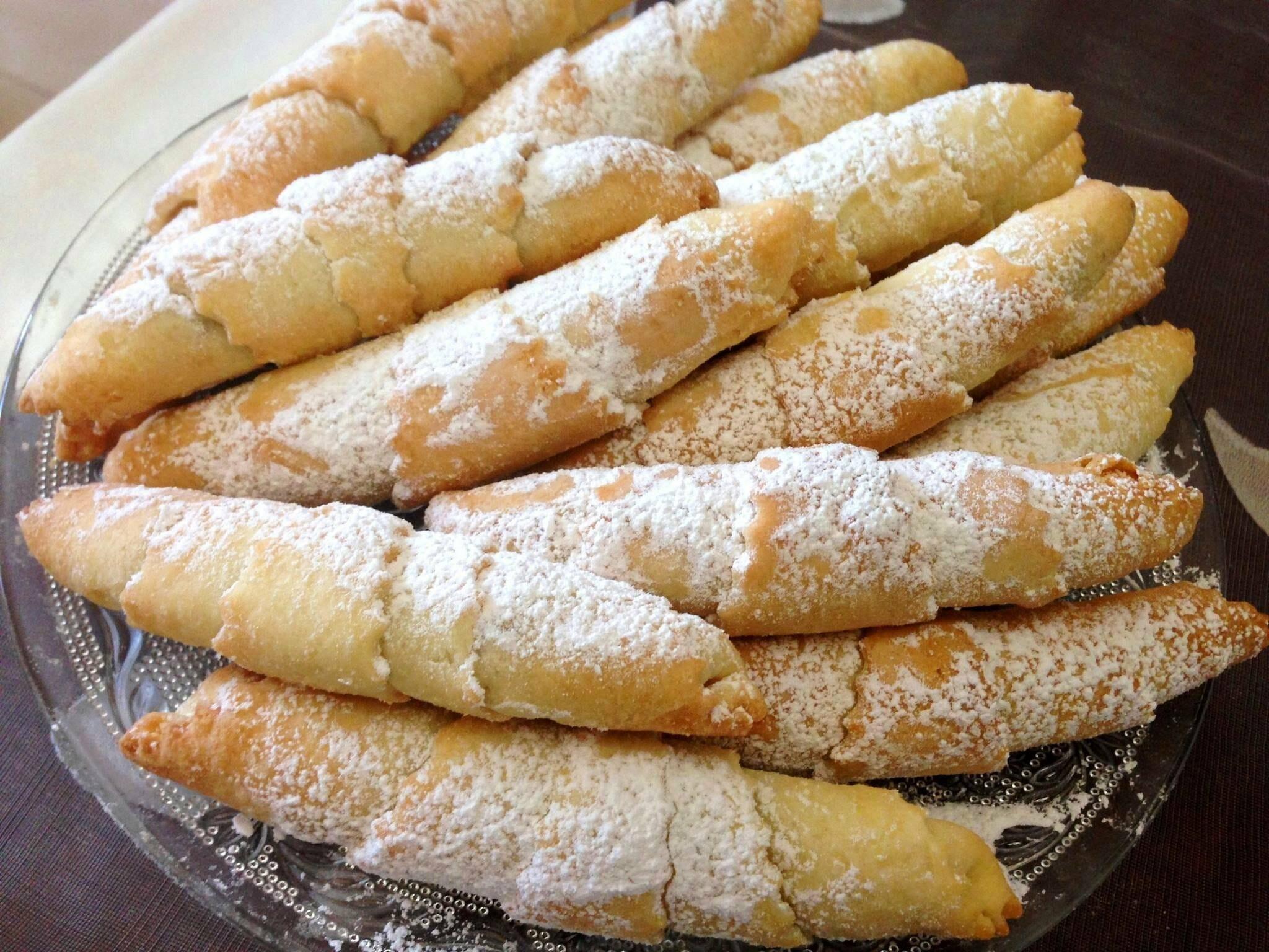 עוגיות סיגר פריכות
