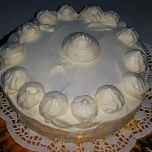 עוגת גבינה אפויה קלה