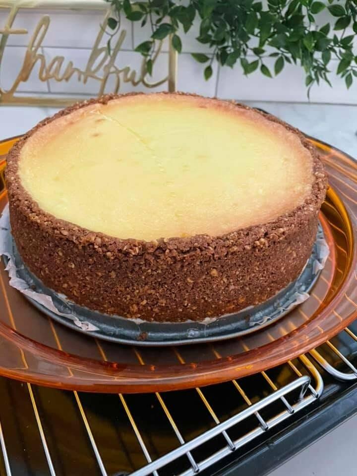 עוגת גבינה עשירה