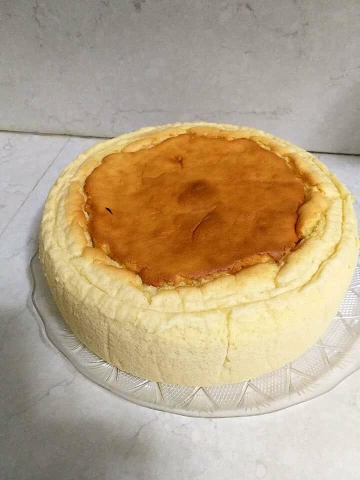 עוגת גבינה פרווה מושלמת
