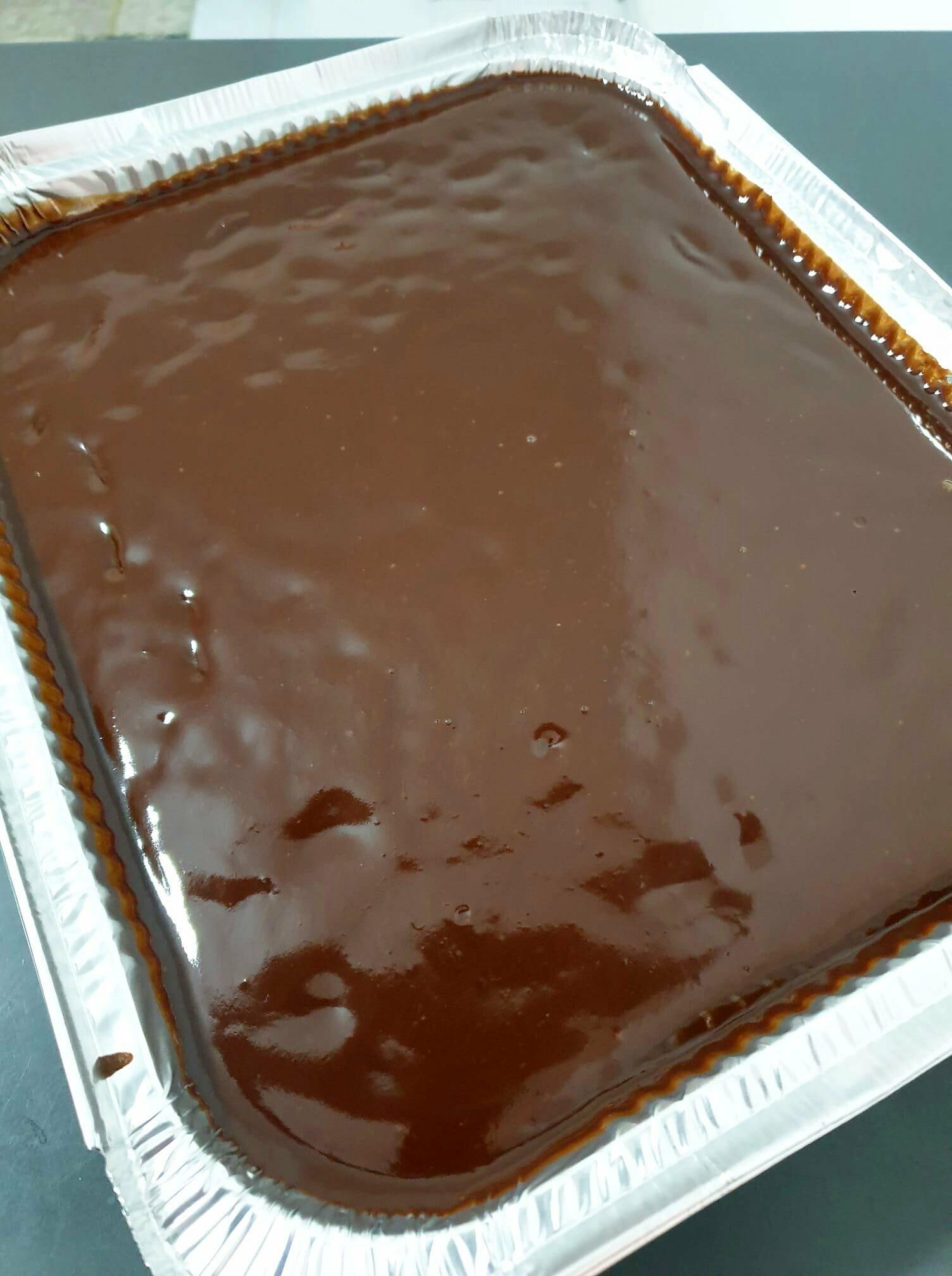 עוגת שוקולד עשירה בטעם משגע